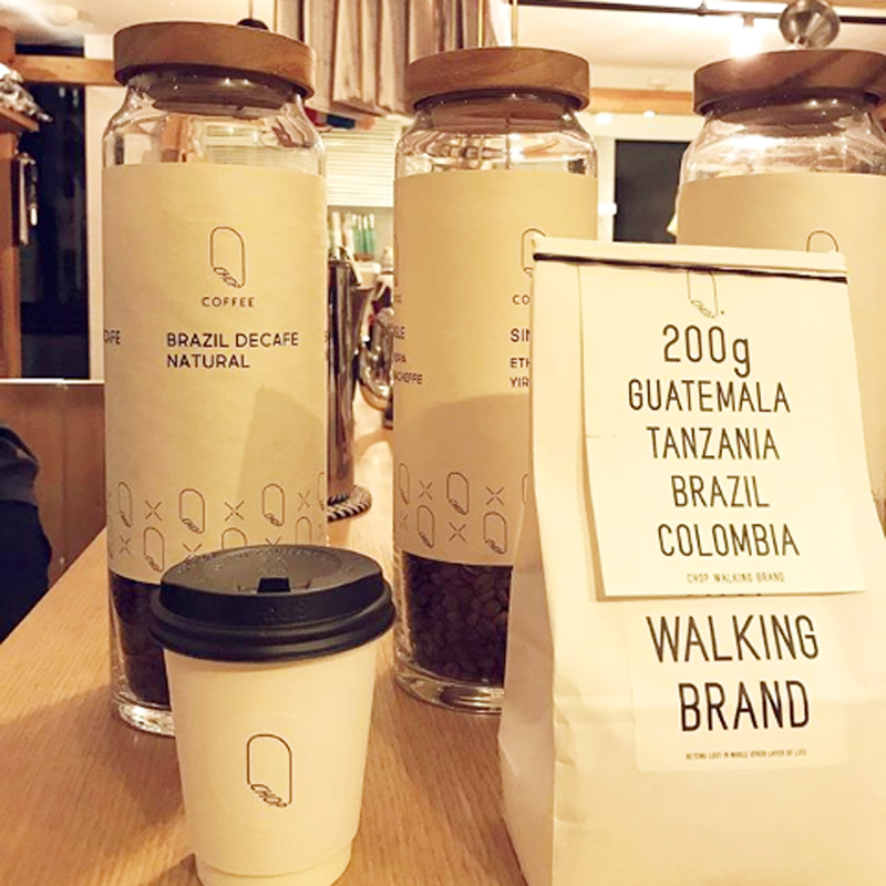 CHOP COFFEE OMOTESANDO
