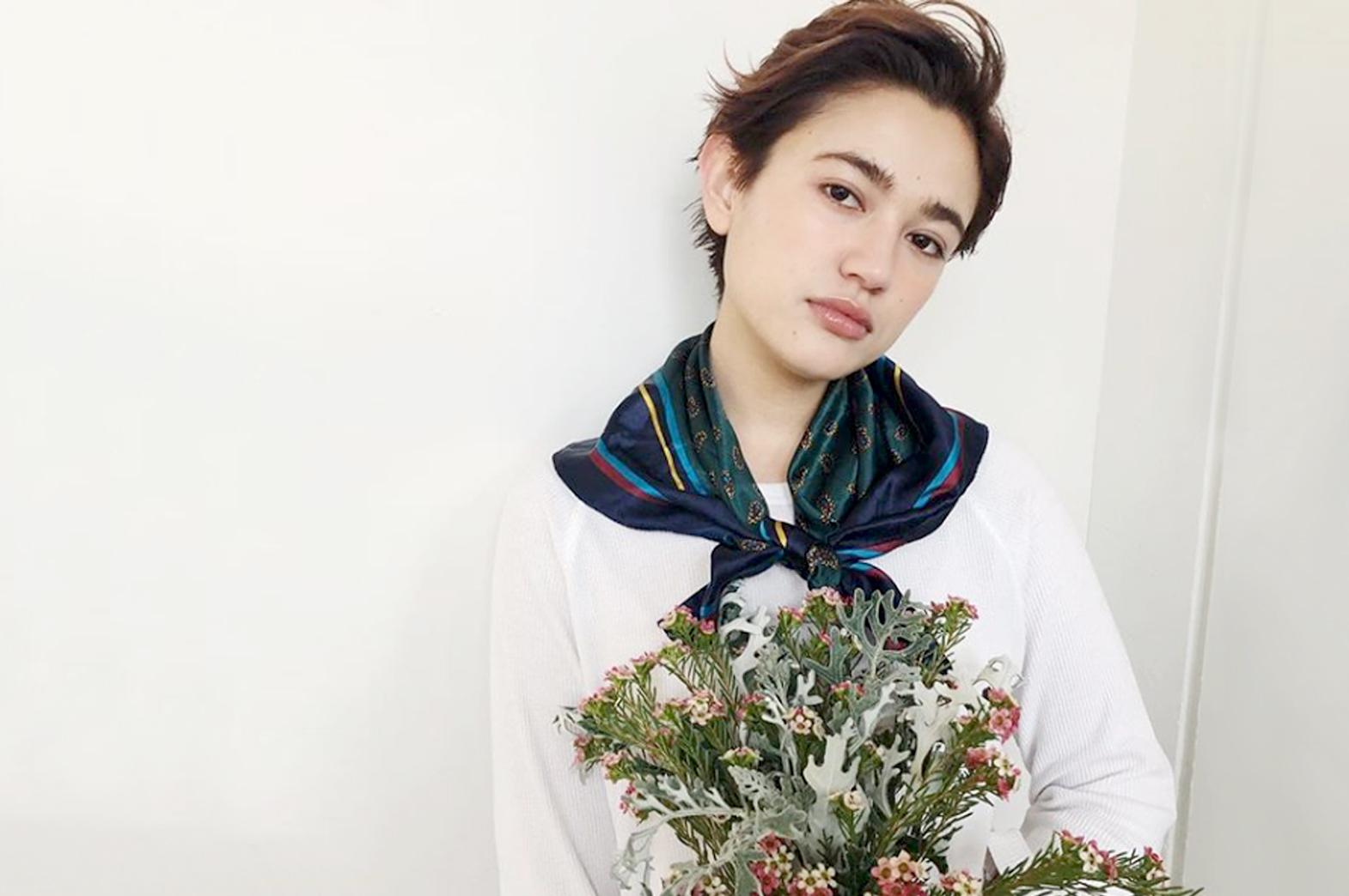 【髪と花】Pre Spring