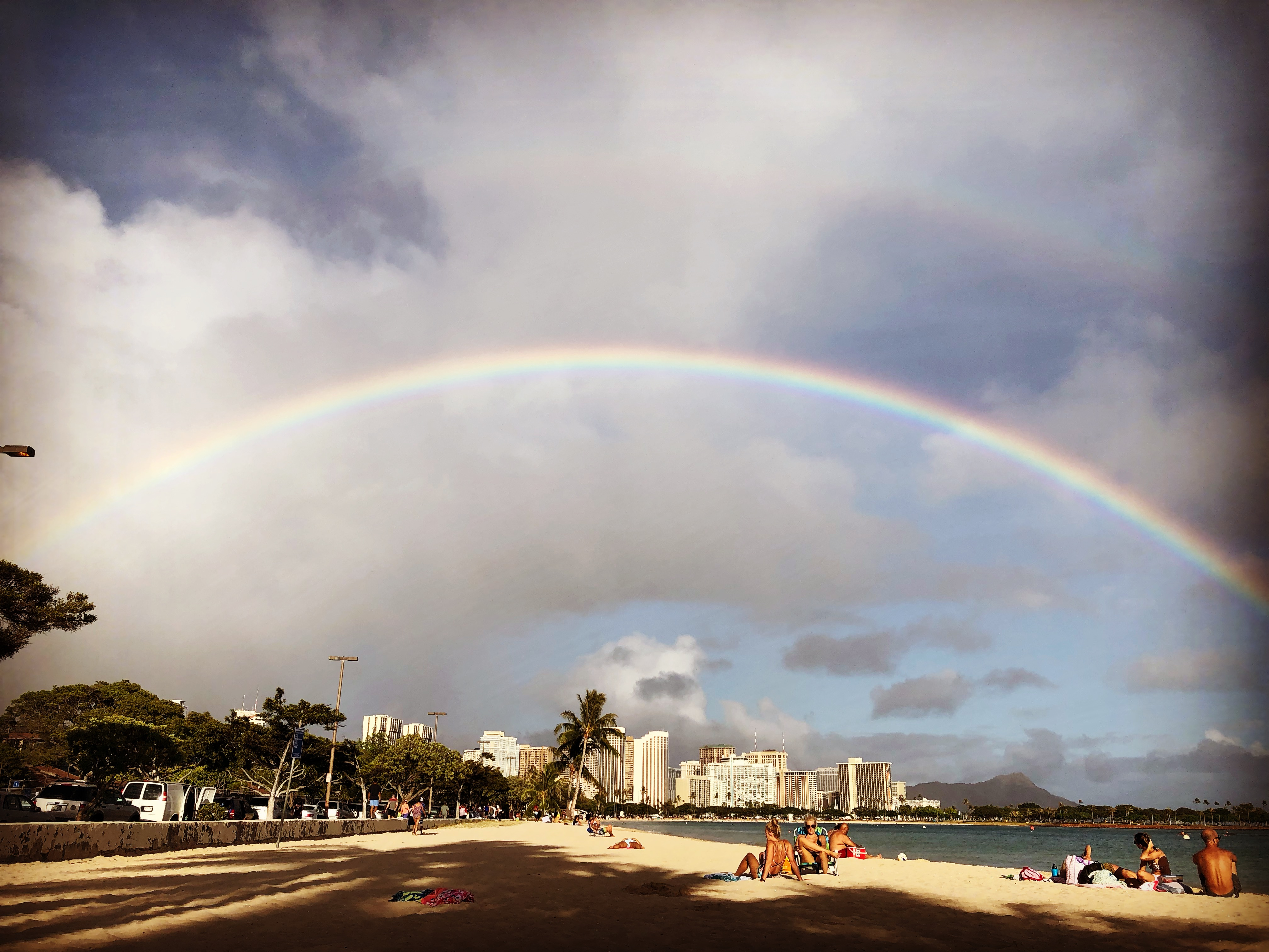 Rainbow state.